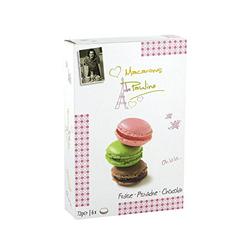Macarons de Pauline Fraise Pistache Chocolat Macarons 72g 5er Pack