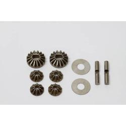 Team C TS4039 Ersatzteil Differentialgetriebe Set