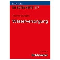 Wasserversorgung. Thomas Zawadke  - Buch