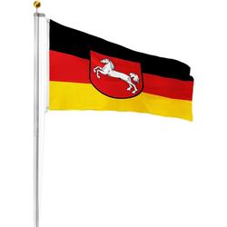 normani Flagge Fahne Bundesländerflagge 90 cm x 150 cm