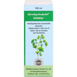 GINKGOBAKEHL Tropfen 100 ml