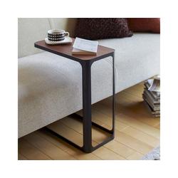 Yamazaki Beistelltisch Frame, Beistelltisch, Couchtisch, Kaffeetisch Sofatisch, Nachttisch schwarz 24 cm x 52 cm x 45 cm