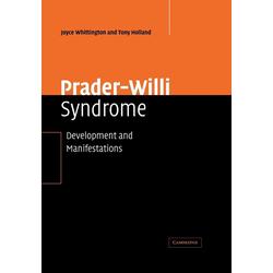 Prader-Willi Syndrome als Taschenbuch von Joyce Whittington/ Whittington Joyce/ Holland Tony