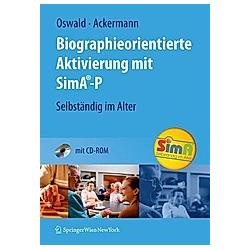 Biographieorientierte Aktivierung mit SimA-P, m. CD-ROM