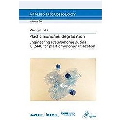 Plastic monomer degradation - Engineering Pseudomonas putida KT2440 for plastic monomer utilization. Wing-Jin Li  - Buch
