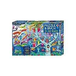 Puzzle & Buch: In der Nacht (Puzzle)