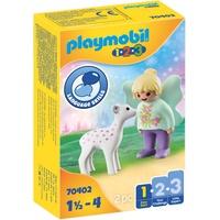 Playmobil 1.2.3 Feenfreundin mit Rehkitz 70402