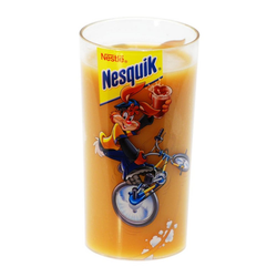 NESQUIK Kinderbecher Kakao Becher, Trinkbecher, 350 ml