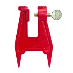 Gusseisen Feilblock Spannblock für Sägeketten / Kettensägen