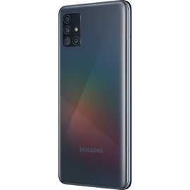 Samsung Galaxy A51 4 GB RAM 128 GB prism crush black