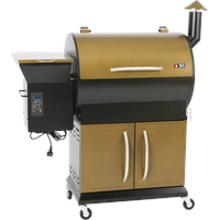 Mayer Barbecue RAUCHA Pelletsmoker MPS-300 Pro II