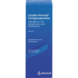 CANDIO HERMAL Fertigsuspension 50 ml