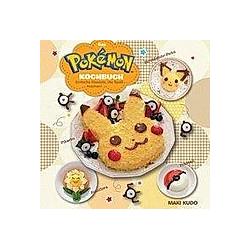 Das Pokémon Kochbuch. Maki Kudo  - Buch