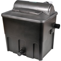 Hozelock 1864 1240 Filterpumpe mit UVC-Klärgerät, mit Filterfunktion