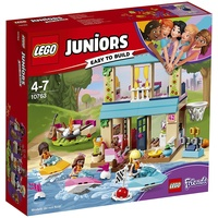 Lego Juniors Stephanies Haus am See 10763