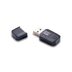 LevelOne WUA-0605 N300 Wireless USB Network Adapter