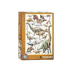 Dinosaurier des Jura (Puzzle)