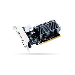 Inno3D GeForce GT 710, HDMI, DVI-D, VGA Grafikkarte (1 GB)