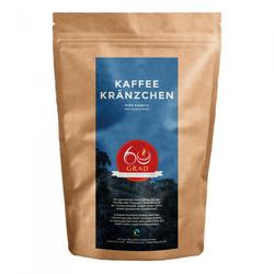 "Kaffeebohnen 60 Grad - Die Kaffeerösterei ""Kaffeekränzchen Kaffee"", 1 kg"