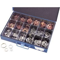 810780 Kupfer-/Alu-Dichtung-Sortiment DIN 7603 Inhalt 650St.