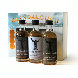 Glendalough Whisky Set 0,05L x 3 (42% Vol.)