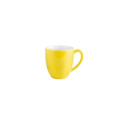 Kahla Tasse Kaffeebecher XL Pronto Colore gelb