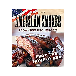 American Smoker. Jeff Phillips  - Buch