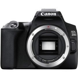 Canon EOS 250D schwarz + EF-S 18-135 mm IS STM