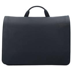Salzen Salzen Messenger Bag Leder 38 cm Laptopfach