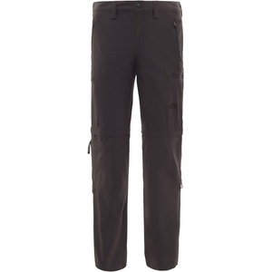 The North Face M Exploration Convertible Pant asphalt grey 50 (36)