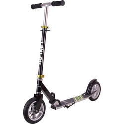 Hudora Scooter Hornet Air 200 schwarz