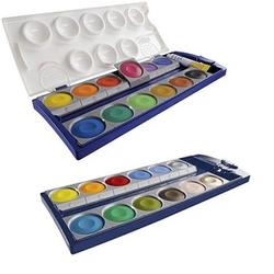 AKTION: Pelikan K24 Wasserfarbkasten 24 Farben