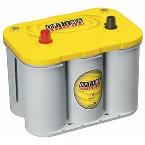 Optima Batteries YTS4.2 8122540008882 Bleiakku 12V 55Ah Blei-Vlies (AGM) (B x H x T) 254 x 200 x 175