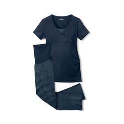 Umstands- und Stillpyjama
