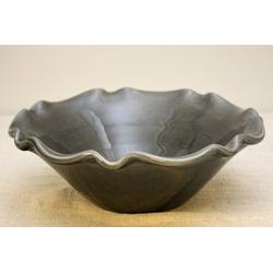 Gerbera Provence Schüssel Trüffel 33x10,5 cm