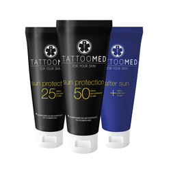 TattooMed TattooMed All in Bundle Sun