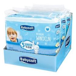 Babysoft Windeln Gr. 5 Junior 33 Stück, 3er Pack