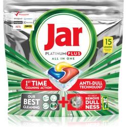 Jar All in One Platinum Plus Spülmaschinentabs 15 St.