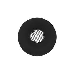 blumfeldt Feuerschale Heat Disc Grillring mit Grillrost für Grills mit 57 cm Ø Stahl schwarz, Vielseitig: geeignet für Kesselgrills mit einem Durchmesser von 57 cm