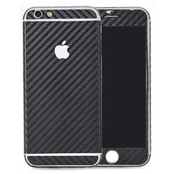 Handyfolie für iPhone 7 - Carbon