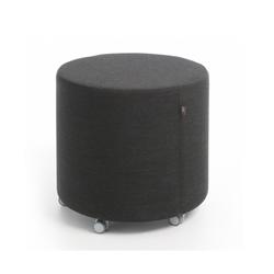 Bejot POINT Sitzhocker Hocker 45 cm mit Rollen