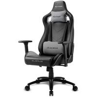 Sharkoon Elbrus 2 Gaming Chair schwarz/grau