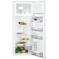 AEG Einbaukühlgefrierkombination, 144,1 cm hoch, 54 cm breit, Kühlgefrierkombinationen, 39737607-0 weiß weiß