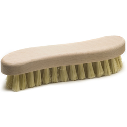 Scheuerbürste Fibre, S-Form, ohne Bart