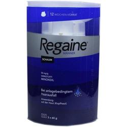 REGAINE Männer Schaum 50 mg/g 180 ml