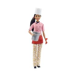 Mattel® Anziehpuppe Barbie Pasta-Köchin Puppe, Anziehpuppe