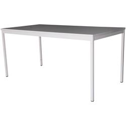 SZ METALL Schreibtisch 120 cm x 75 cm x 80 cm