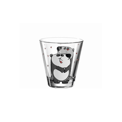 Glas Koch Kinderbecher Bambini Panda, 215 ml