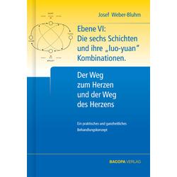 Der Weg zum Herzen und der Weg des Herzens als Buch von Josef Weber-Bluhm