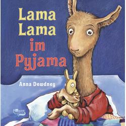 Lama Lama im Pyjama als Buch von Anna Dewdney